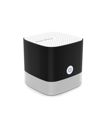 Mini Bluetooth Speaker - Super Portable Bluetooth Speaker, Travel Bluetooth Speaker with Big Sound and Super Bass, Compact Pocket Size Bluetooth Speaker 50ft Wireless Range Up to 12 Hour Play Time