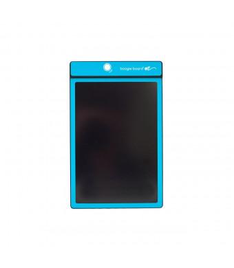 "Boogie Board E-Writer 8.5"" Paperless Memo Pad Tablet Blue with Neoprene Sleeve + Stylus"