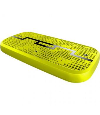 SOL REPUBLIC 1500-10 DECK Wireless Speaker - Lemon Lime (Certified Refurbished)