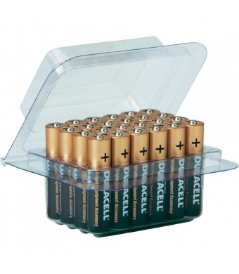 Duracell Coppertop AAA 24 Alkaline Batteries PLUS FREE 1Pack MOSQUTIO Sticker
