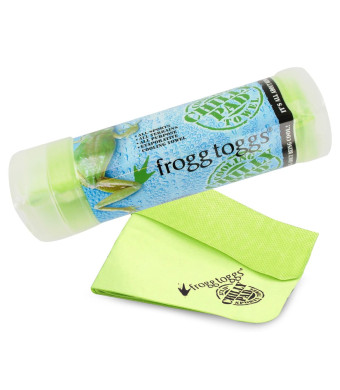 Frogg Toggs Chilly Pad Evaporative, Cooling, Snap Towel