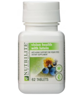 NUTRILITE Vision Health w/Lutein - 62 Count