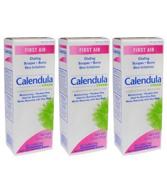 Boiron Calendula Cream, 2.5 oz, Pack of 3
