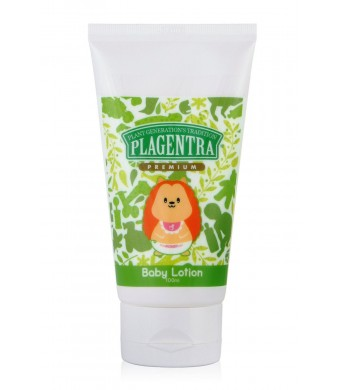 Plagentra USA Plagentra Baby Moisture Lotion - Natural, 3.52 Ounce