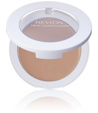 Revlon New Complexion One-Step Makeup, SPF 15, Ivory Beige 01, 0.35 Ounce