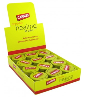 Carmex Lip Balm Small (Pack of 12)