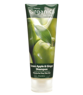 Desert Essence: Organic Shampoo Apple 8 Oz (2 Pack)