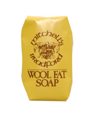 Mitchell's Wool Fat Soap, Large 5.5oz, Pack of 3