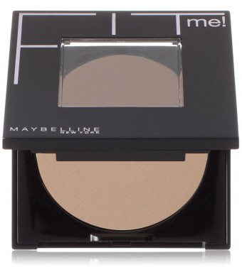 Maybelline New York Fit Me! Powder, 125 Nude Beige, 0.3 Ounce