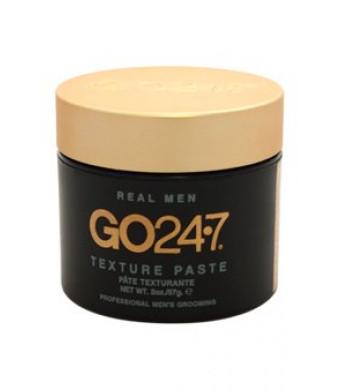 On The Go GO247 Real Men Texture Paste, 2 Fluid Ounce