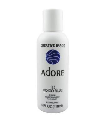Adore Creative Image Hair Color #112 Indigo Blue