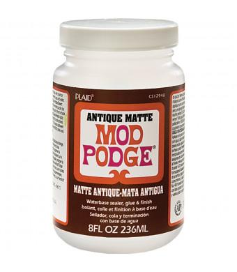 Plaid Mod Podge CS12948 8-Ounce Antique Matte