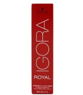 Schwarzkopf Professional Schwarzkopf Igora Royal 6-0 Dark Blonde Permanent Hair Color 2.1 fl. oz. (60 g)
