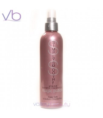 SIMPLY SMOOTH by XTEND KERATIN REPARATIVE MAGIC POTION 8.5 OZ