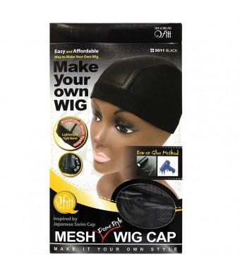 Qfitt Mesh Dome Style Wig Cap