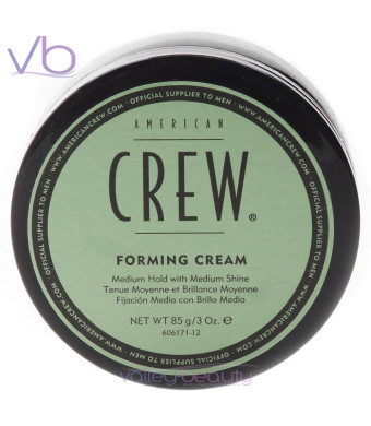 American Crew Forming Cream (Pack of 4) 3 Oz Each