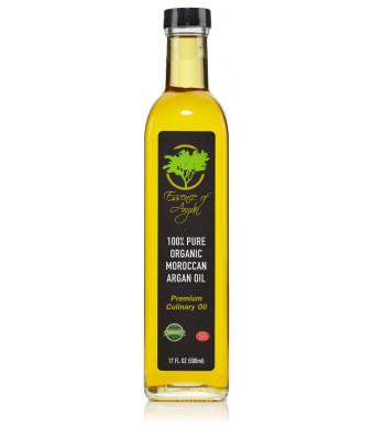 Argan Essence Culinary Argan Oil 500 ML (17oz)