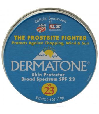 Dermatone SPF 23 Mini Tin Skin Protector, 0.5 Ounce
