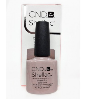 CND Cosmetics CND Shellac UV Gel .25oz/ 7.3ml (90782- Field Fox)