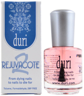 Duri Rejuvacote 2 Nail Growth System Nail Treatment 0.61 fl. oz. by Duri Cosmetics