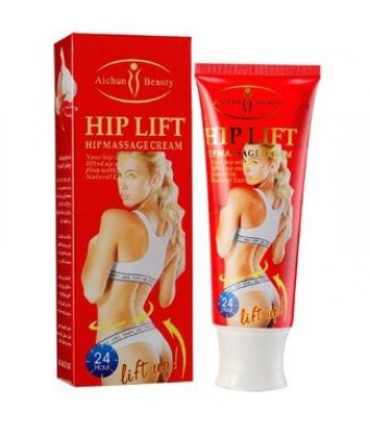 Aichun Beauty Hip Lift Up Butt Firming Enlargement Cellulite Removal Cream Fast Results 120g