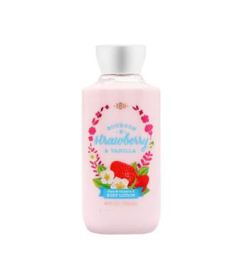 Bath & Body Works Bath and Body Works Lotion Bourbon Strawberry and Vanilla
