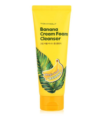 [Tonymoly] Banana Cream Foam Cleanser 150ml