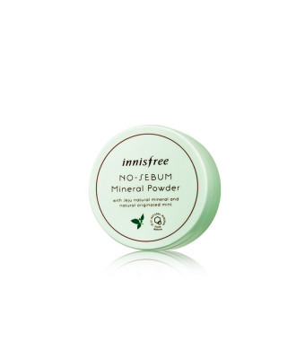 Innisfree No Sebum Mineral Powder 0.18 Oz/5g