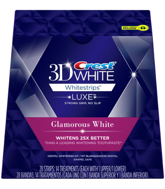 Crest Whitestrips Advanced Vivid, Enamel Safe - 14 Ct