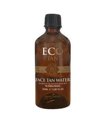 E-Cotan ECO Tan - Organic Face Tan Water (Suitable for oily and acne-prone skin)