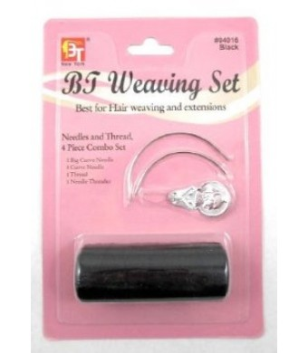 Vienna Weaving Set for Weaving and Extentions Black