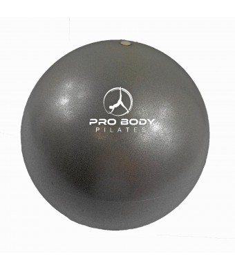 Mini Exercise ball – Premium 9-Inch Stability Ball for Pilates, Yoga, Barre, Training and Physical Therapy