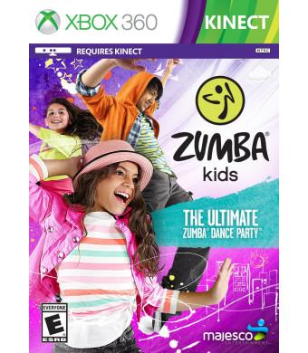 Majesco Zumba Kids - Xbox 360