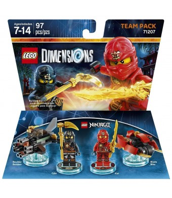 Warner Home Video - Games Ninjago Team Pack - LEGO Dimensions