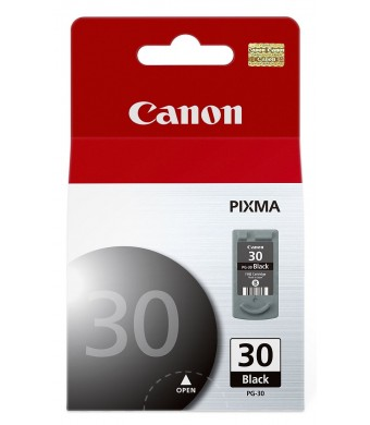 Canon PG-30 Ink Cartridge-Black