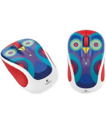 Logitech Wireless Mouse, Owl M325 910-004440