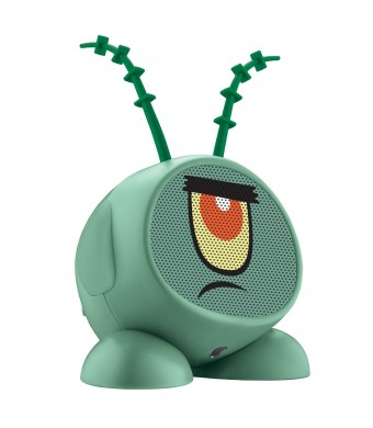 eKids Nickelodeon Plankton Rechargeable Speaker for MP3 Players, , SB-M66P
