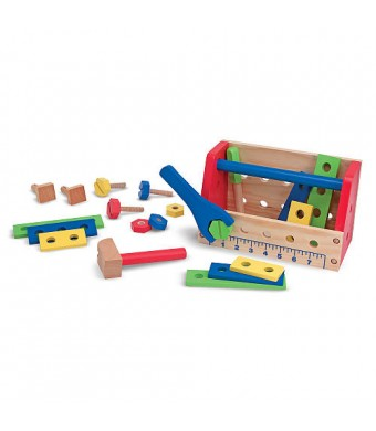 Melissa & Doug Take-Along Deluxe Tool Kit