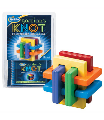 Gordian's Knot Game