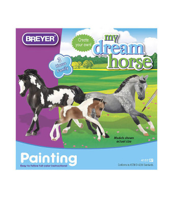 Breyer My Dream Horse: Horse Family Painting Kit