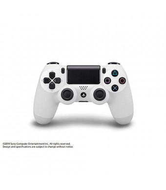 DUALSHOCK 4 Wireles Controller for Sony PS4 - Glacier White