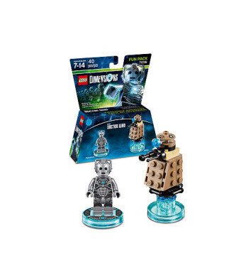 LEGO Dimensions Fun Pack - Dr. Who Cyberman