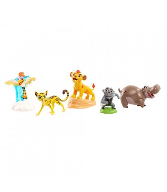 Lion Guard Collectible Figures