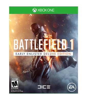 Battlefield 1: Early Enlister Deluxe Edition for Xbox One