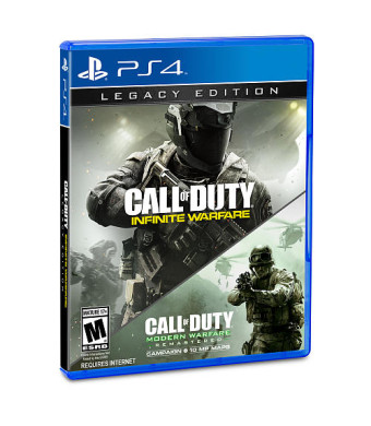 Call of Duty: Infinite Warfare Legacy Edition for Sony PS4