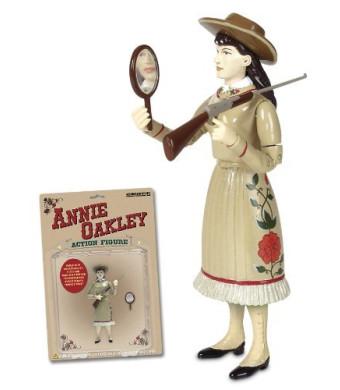 Accoutrements Annie Oakley Action Figure