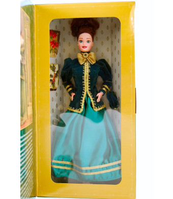 Hallmark Barbie Yuletide Romance Special Edition