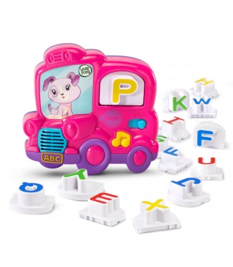 LeapFrog Enterprises LeapFrog Fridge Phonics Magnetic Letter Set - Online Exclusive Pink