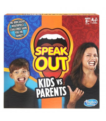 Speak Out Kids Vs Parents Mouthpiece Challenge Game