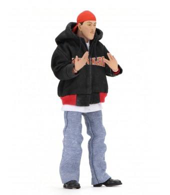 NECA Weird Al Yankovic 8 inch Clothed Action Figure - White and Nerdy